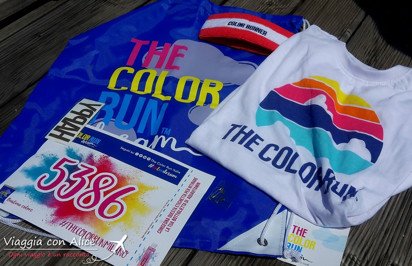 race kit color runa milano